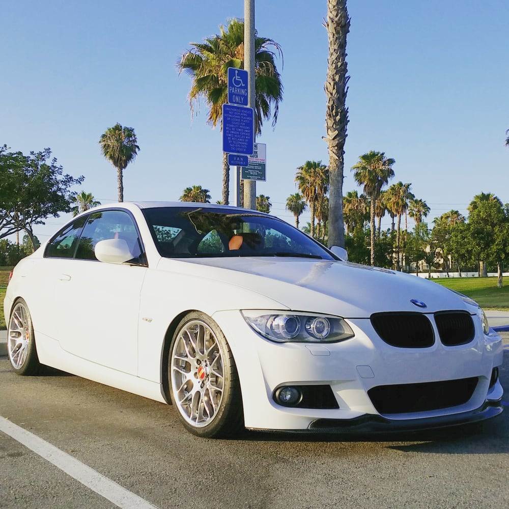 e46 m3 zcp competition wheels fitted on 2012 bmw e92 335i. Black Bedroom Furniture Sets. Home Design Ideas