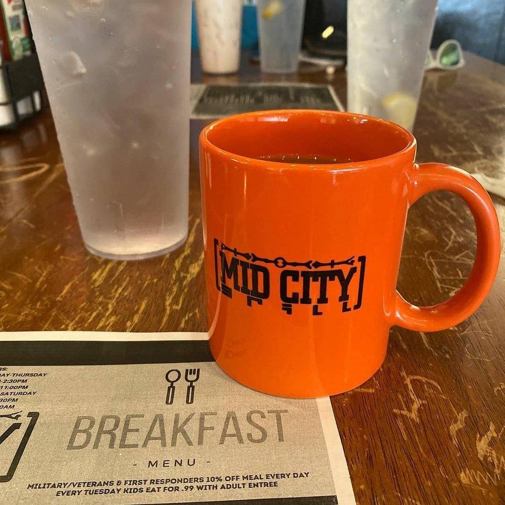 Mid City Grill: 106 S Commerce St, Johnson City, TN