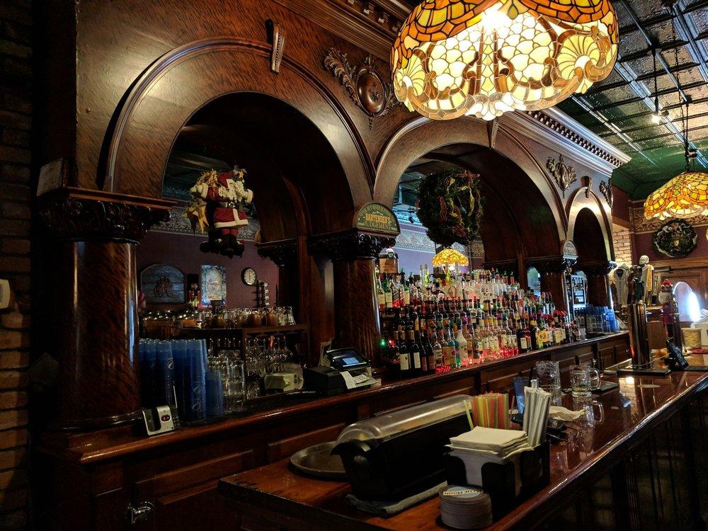 Wilkin Drink & Eatery: 508 Minnesota Ave, Breckenridge, MN