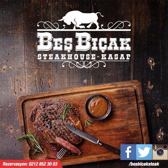 Beş Bıçak Steakhouse - Kasap