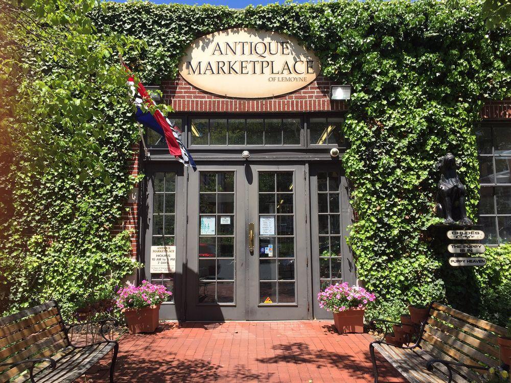 Antique Marketplace of Lemoyne: 415 Bosler Ave, Lemoyne, PA