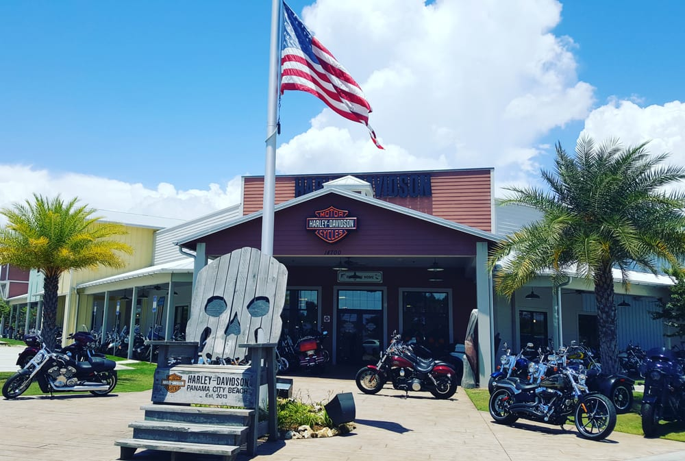 Photo Of Harley Davidson Panama City Beach Fl