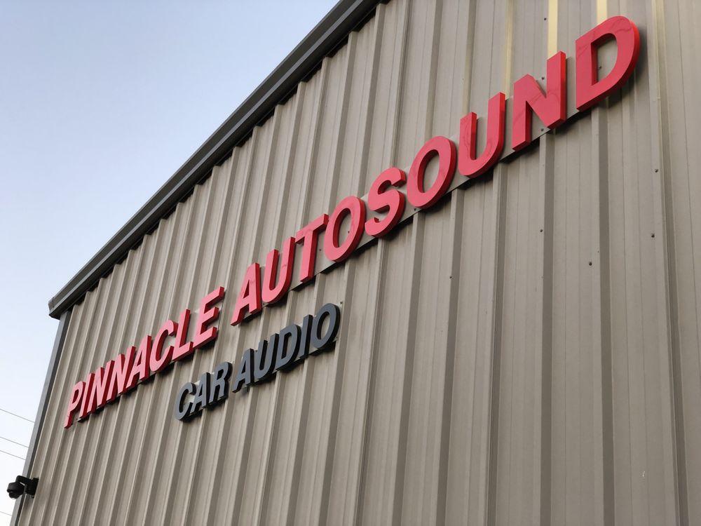Pinnacle Autosound: 1895 SW Main Blvd, Lake City, FL