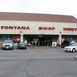 fontana indoor swap meet number