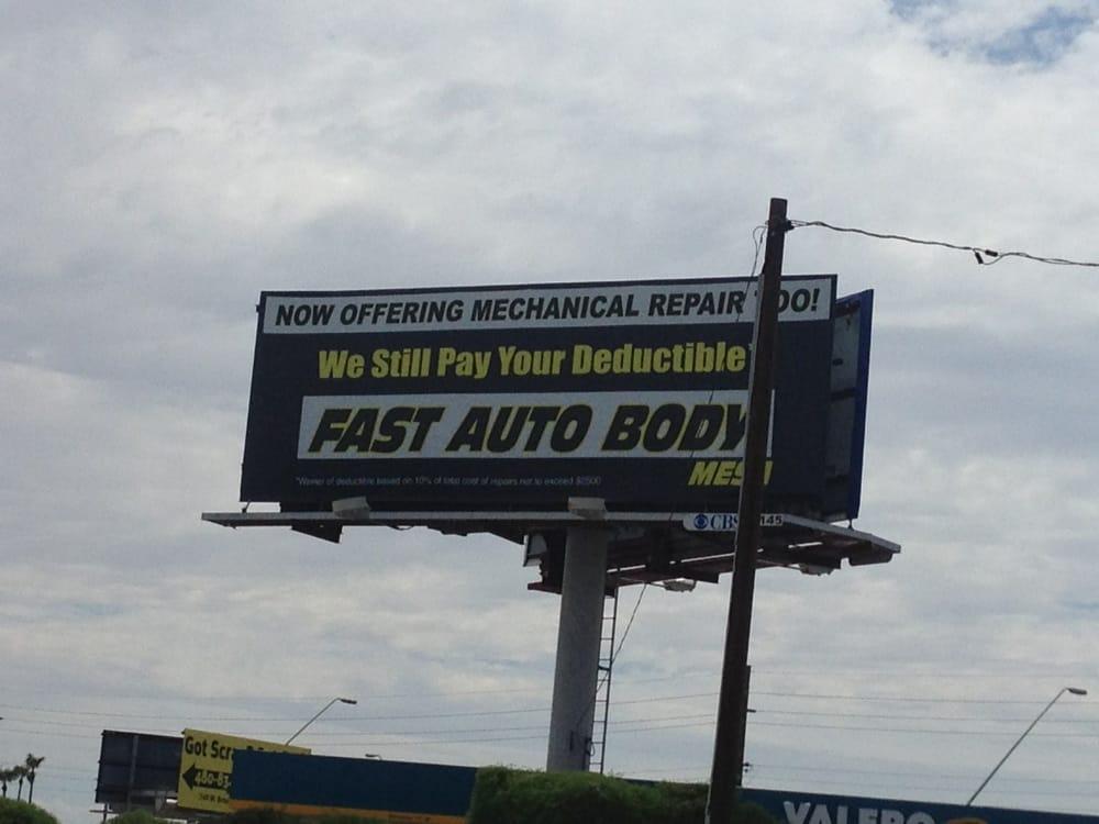 Fast Auto Body Repair Chiuso 10 Recensioni