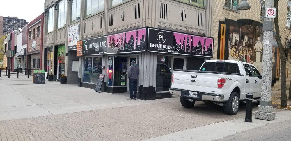The Patio Lounge: 507 Ouellette Avenue, Windsor, ON