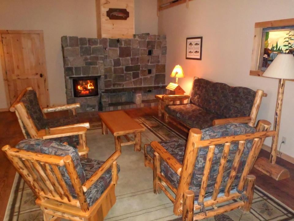 Packbasket Adventures Lodge and Guide Service: 12 S Shore Rd Ext, Wanakena, NY