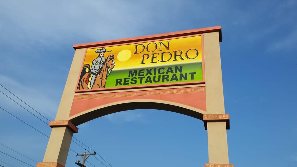Mexican Restaurant On San Pedro San Antonio