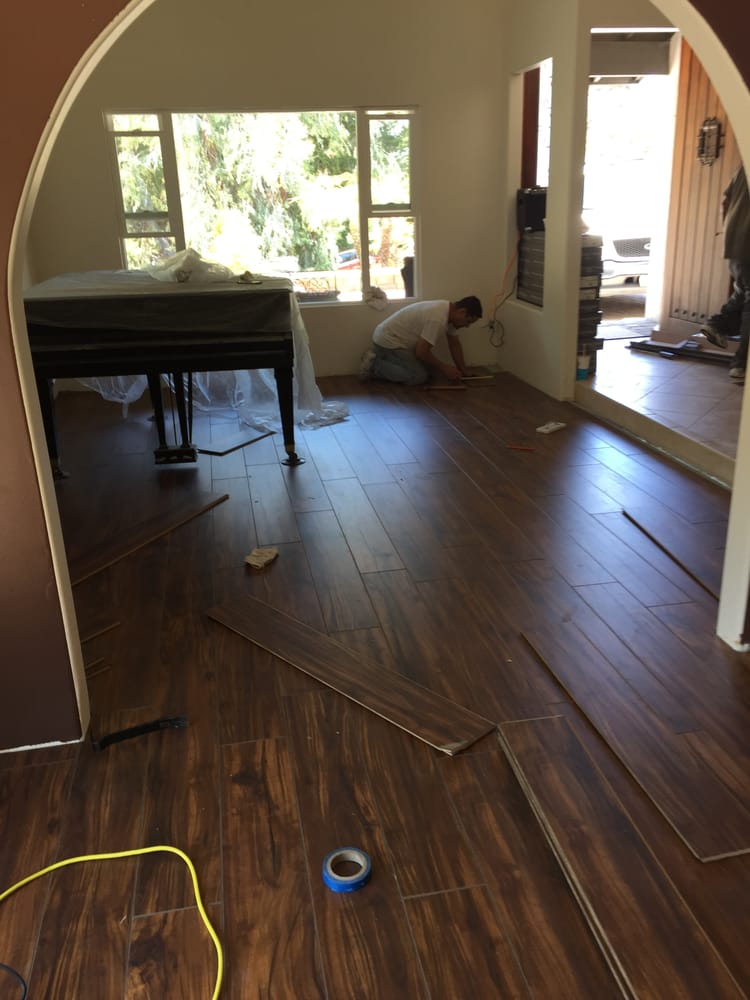 High End Laminate Install Yelp