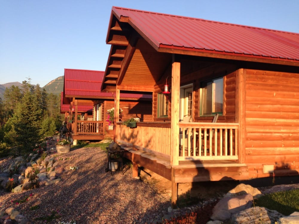 Glaciers Mountain Resort: 10101 US Highway 2 E, Coram, MT