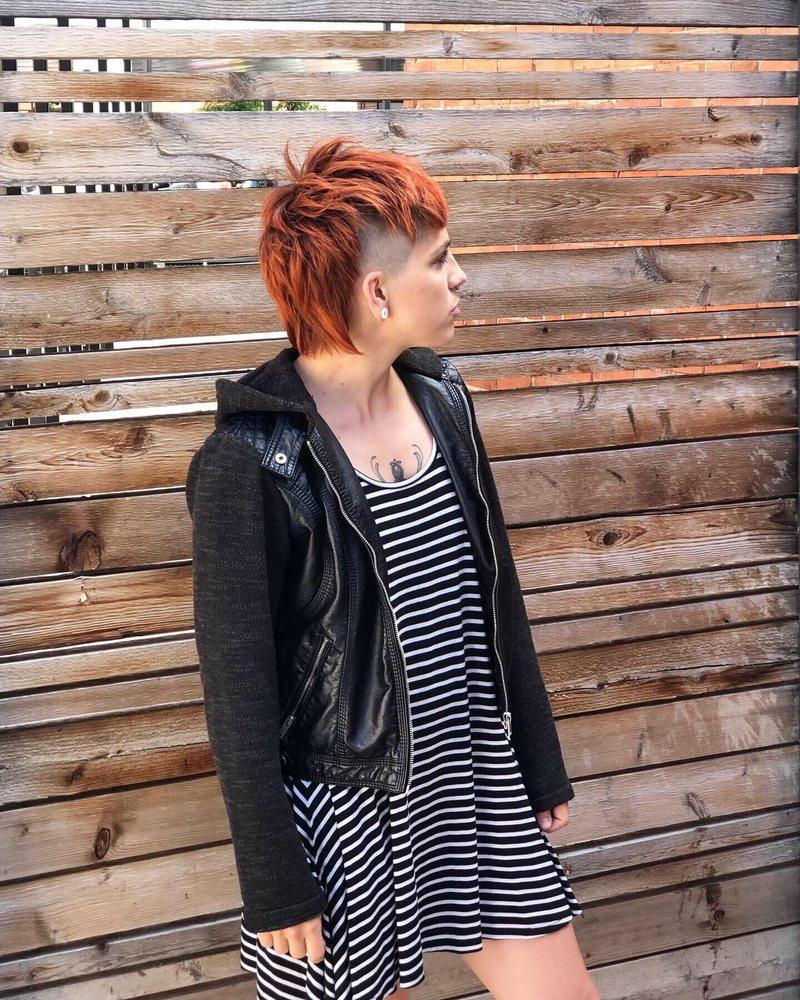 Pompadours Hair Salon: 1320 Pearl St, Boulder, CO