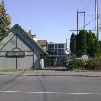 Canal Ritz Restaurant Ottawa Menu