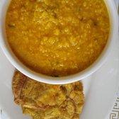 ... Bayamón, Puerto Rico, Puerto Rico. chicken dish and plantain chips