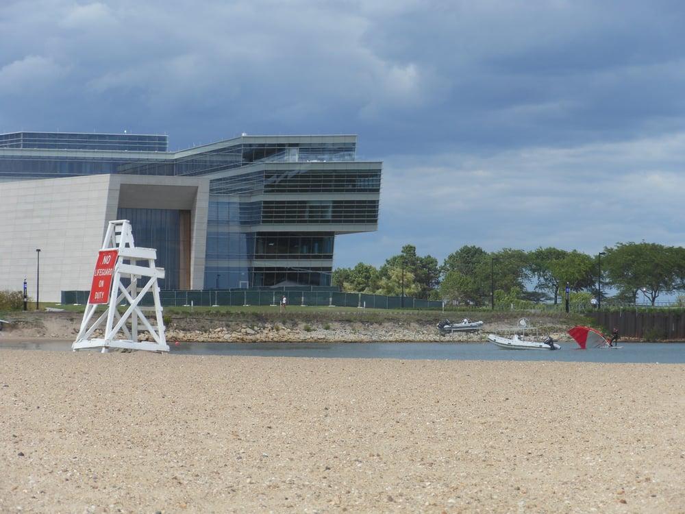 Northwestern University Campus Just North Of The Beach Yelp