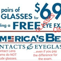 3c2fb242bfe America s Best Contacts   Eyeglasses - 36 Reviews - Optometrists ...
