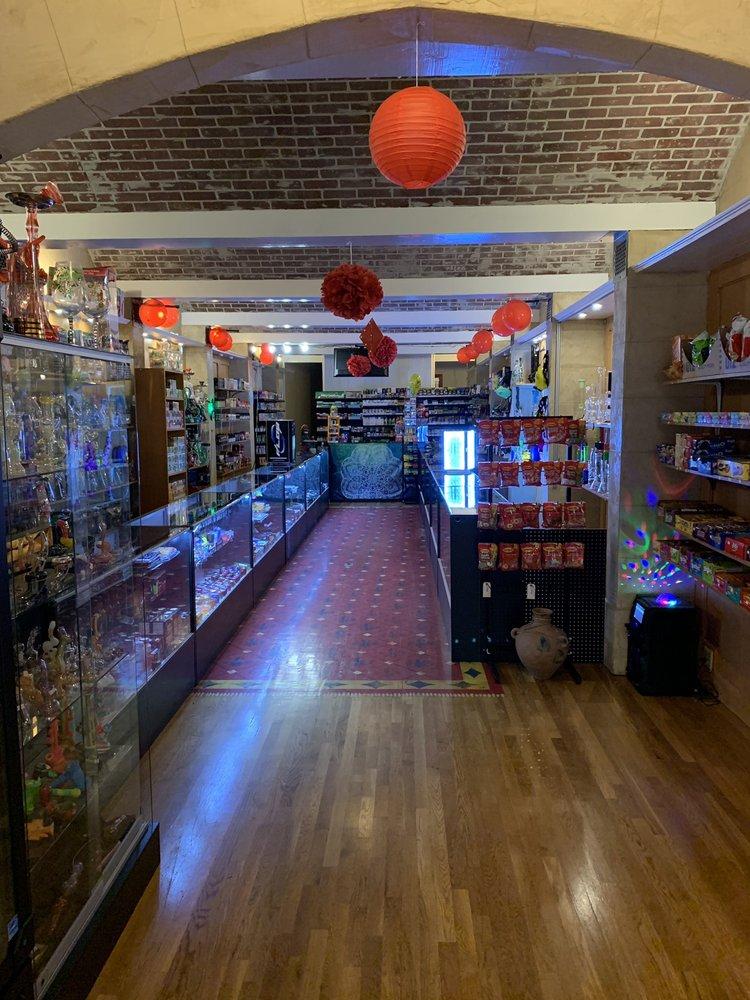 Mile Zero 2 Tobacco Shop: 786 Chapel St, New Haven, CT