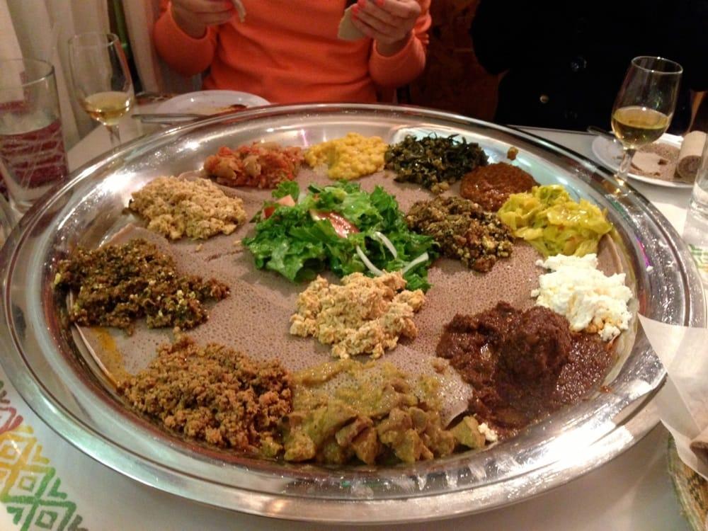 Family style ethiopian food yelp