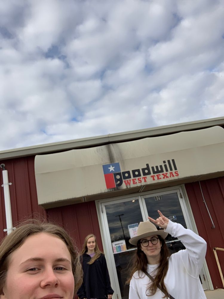 Goodwill Industries: 829 W Commerce St, Brownwood, TX