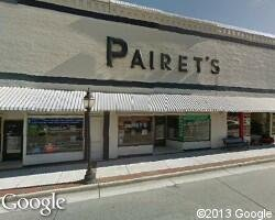 Pairet's: 140 N Main St, Farmville, VA