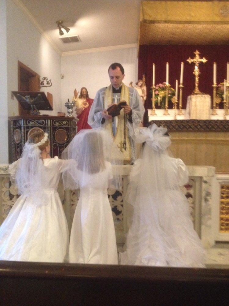 St John Bosco Catholic Church: 1606 Imperial Ave, Modesto, CA