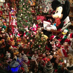 photo of mickey mouse christmas house san rafael ca united states garage - Mickey Mouse Christmas House Decorations