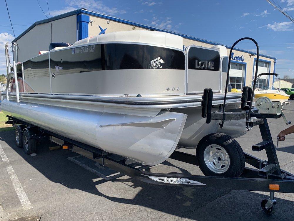 Pro Touch Jet Ski & Boat Rentals: 1028 W Broadway Ave, Moses Lake, WA
