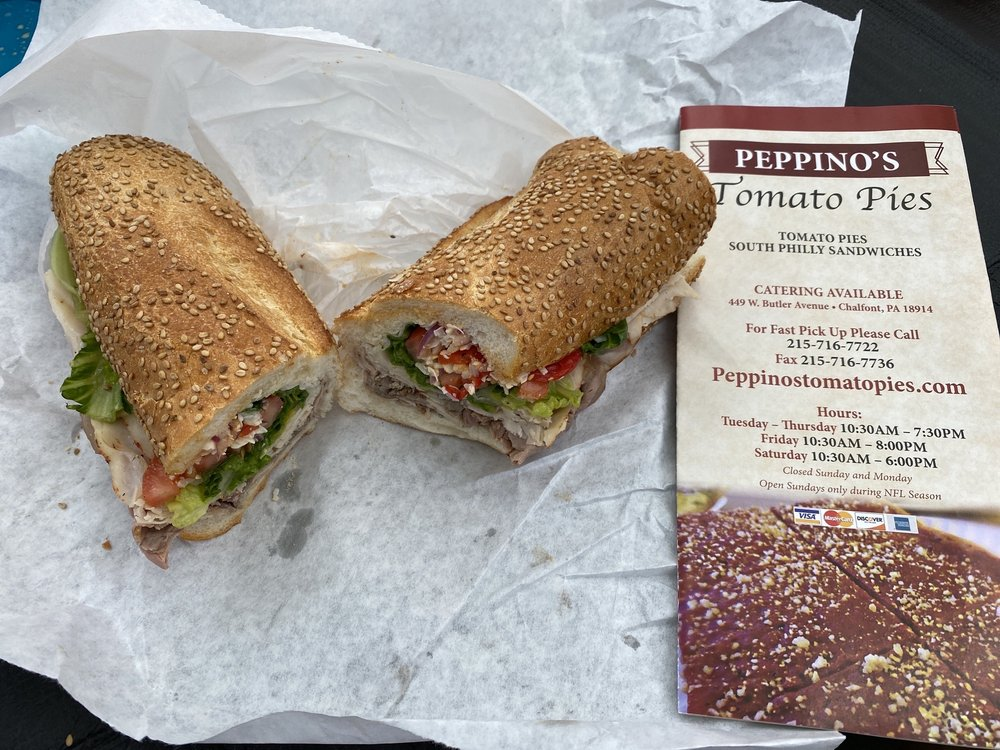 Peppino's: 449 W Butler Ave, Chalfont, PA