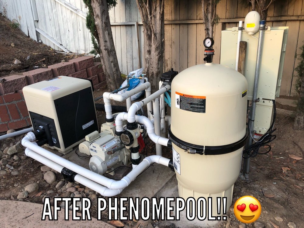 PhenomePool And Spa Service: Oceanside, CA