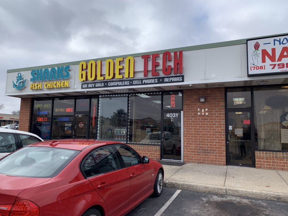 Golden Tech: 4031 W 183rd St, Country Club Hills, IL