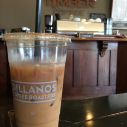 Photo Of Urban Timber Coffee Kent Wa United States Vente Iced Soy