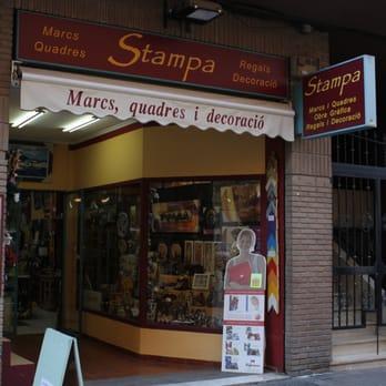 Stampa - Enmarcación - Carrer de Málaga, 20, Marxalenes, Valencia ...