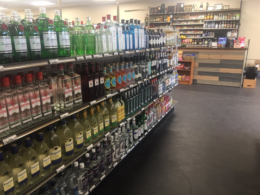 McMinnville North Liquor: 2628 NE Hwy 99W, McMinnville, OR