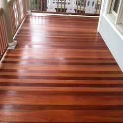 Photo Of Fashion Floors   Howell, NJ, United States. Porch Refinish Ocean  Grove