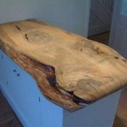 Photo Of Unique Wild Wood Furniture Kent United Kingdom Cedar Countertop