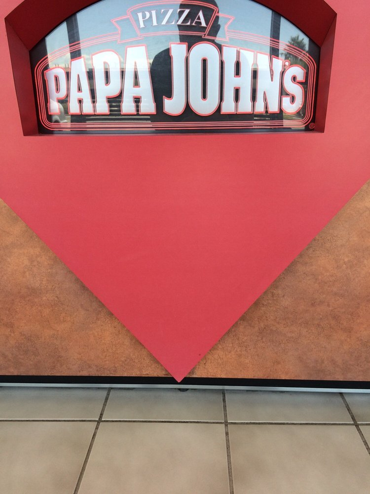 Papa John's Pizza: 5151 Fairbanks Dr, El Paso, TX