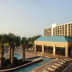 Photo Of Doubletree Resort By Hilton Myrtle Beach Oceanfront Sc United