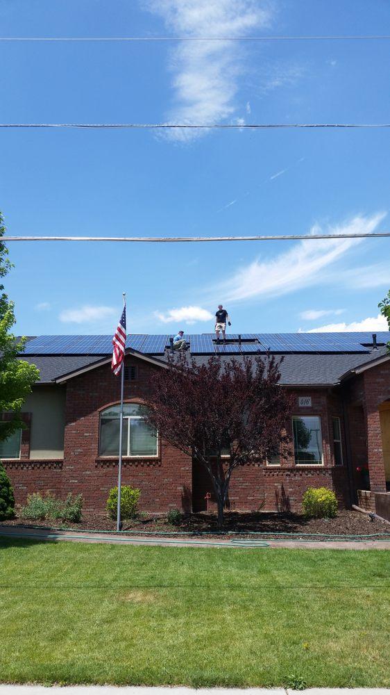 Positive Solar: 41 N Main St, Snowflake, AZ