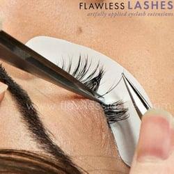 Flawless Lashes - 17 Photos & 29 Reviews - Eyelash Service - 2900 ...