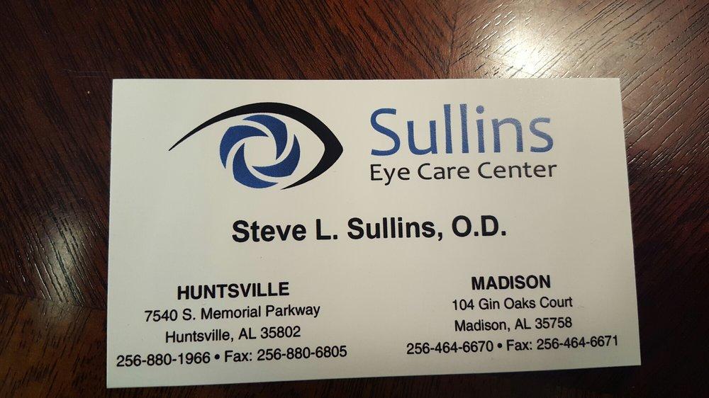 Sullins Eye Care Center