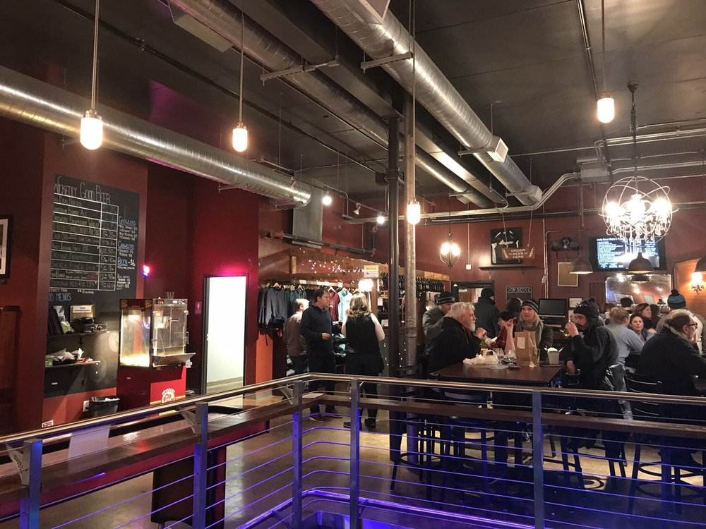 Wicked Wort Brewing Company: 4165 W Broadway Ave, Robbinsdale, MN