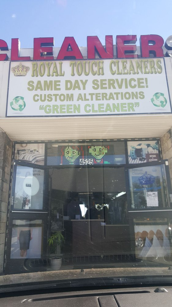 Royal Touch Dry Cleaners
