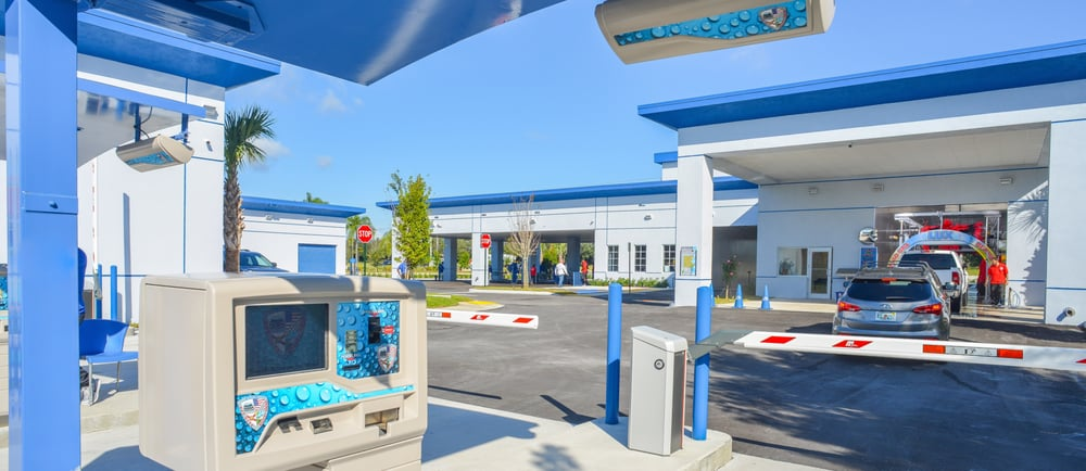 Palm Beach Lakes Blvd Car Wash