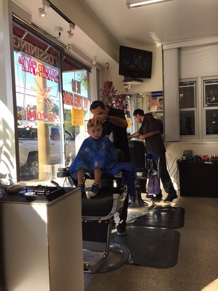Boris' Barber Shop: 103 Croton Ave, Ossining, NY