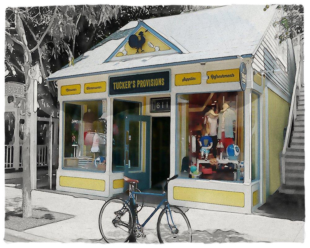 Tucker's Provisions: 611 Duval St, Key West, FL