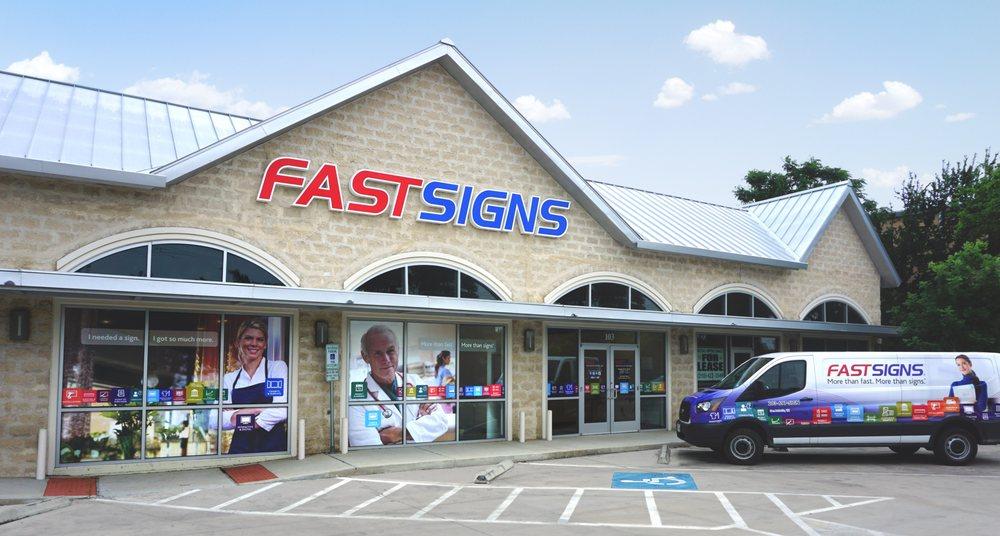 Fastsigns San Antonio Nw 45 Photos Advertising 8714