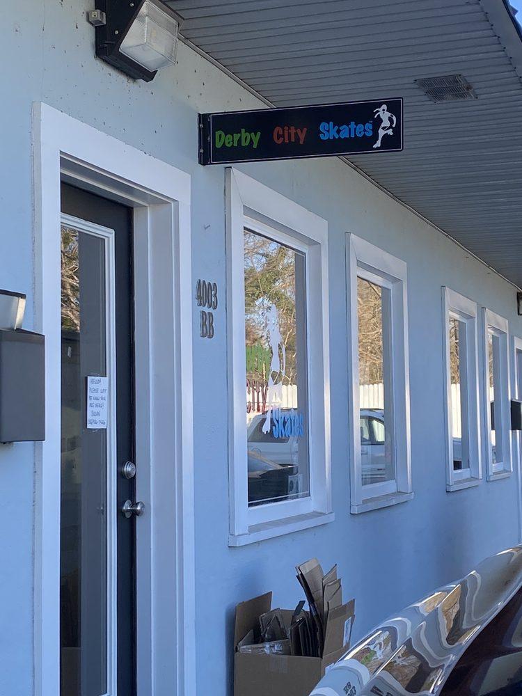 Derby City Skates: 4003 Country Club Rd, Winston-Salem, NC