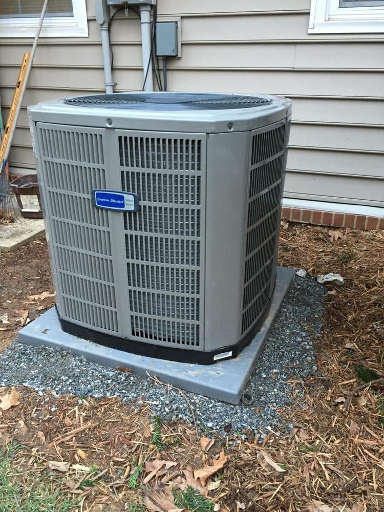 American Standard 3 ton 14 SEER heat pump condenser