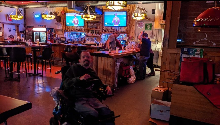 Locker Room Bar & Grill: 403 Roosevelt Ave, Coleraine, MN