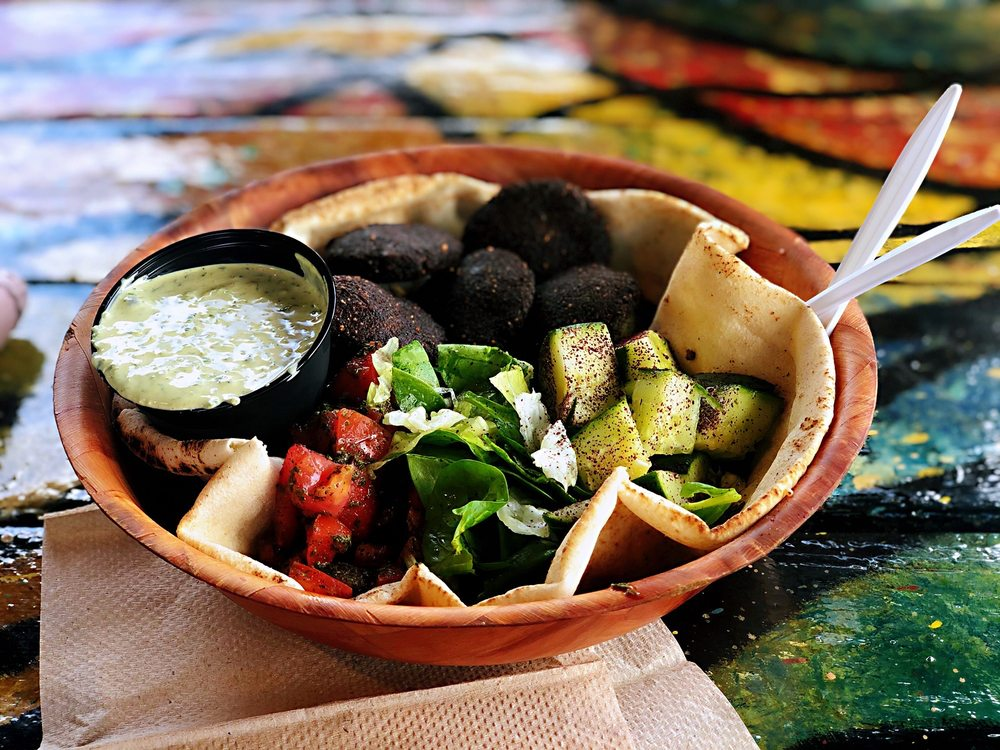 Mediterranean Street Food by Shishco