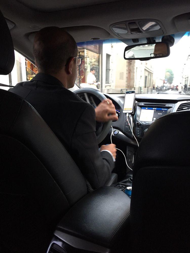 Carte Bleue Uber.Uber 21 Photos 62 Avis Taxis Ou Vtc 1er Paris Yelp